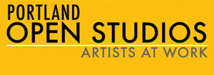 Portland Open Studios Artists logo