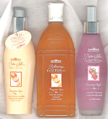 Bath and Body Works Bottles