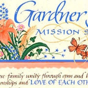 Gardner Family Mission Statement