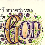 I Am Your God - Isaiah 41:10