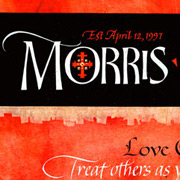 Morris Family Values