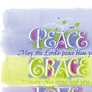 Peace Grace and Love